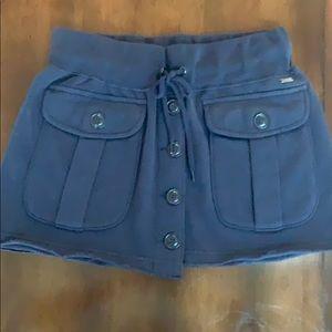 Ralph Lauren Mini Cargo Cotton Skirt sz small